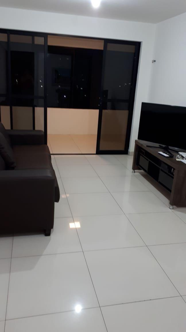 apartamento com 3 suítes e aceita financiamento
