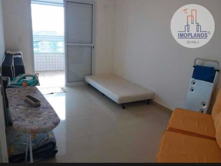 apartamento com 3 suítes guilhermina/praia grande .