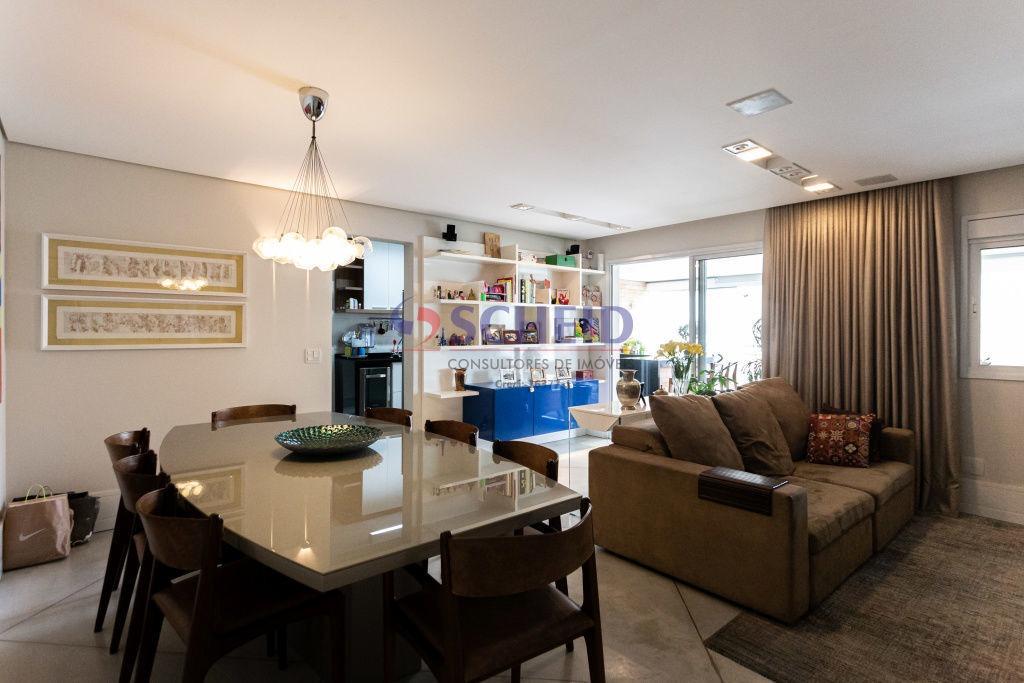 apartamento com 3 suítes, impecável na vila mascote - mc7566