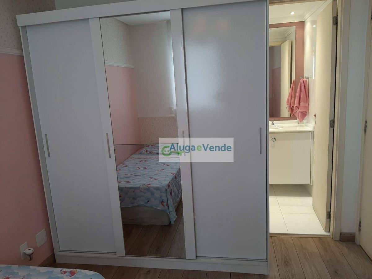 apartamento com 3 suítes, lazer completo e 2 vagas de garagem à venda no condomínio supera, 110 m² por r$ 680.000 - vila augusta - guarulhos/sp - ap0186