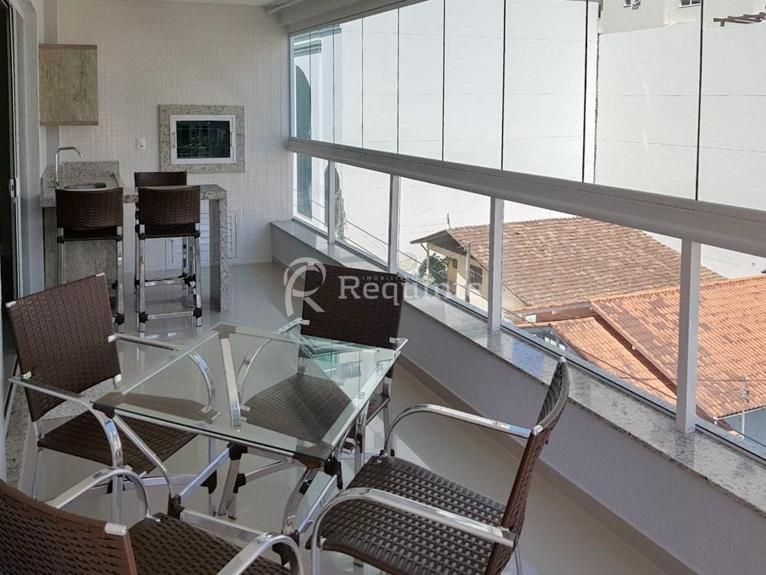 apartamento com 3 suítes mobiliado a venda itapema - 1736