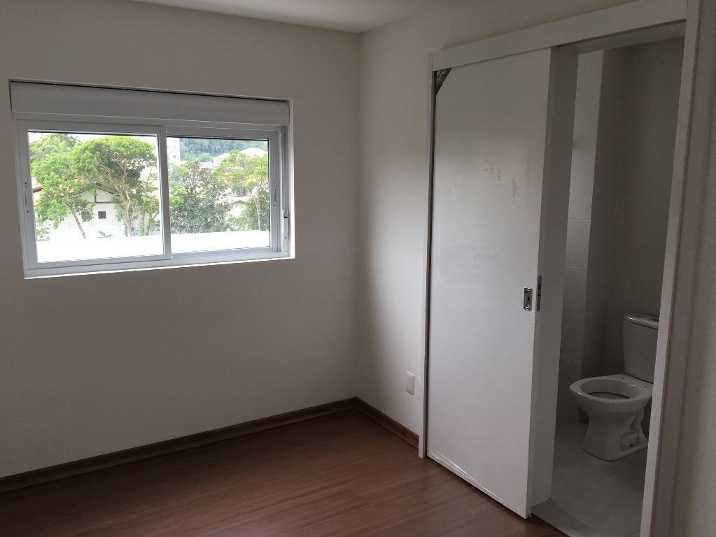apartamento com 3 suítes por r$ 395.000, itoupava norte, blumenau. - ap1789