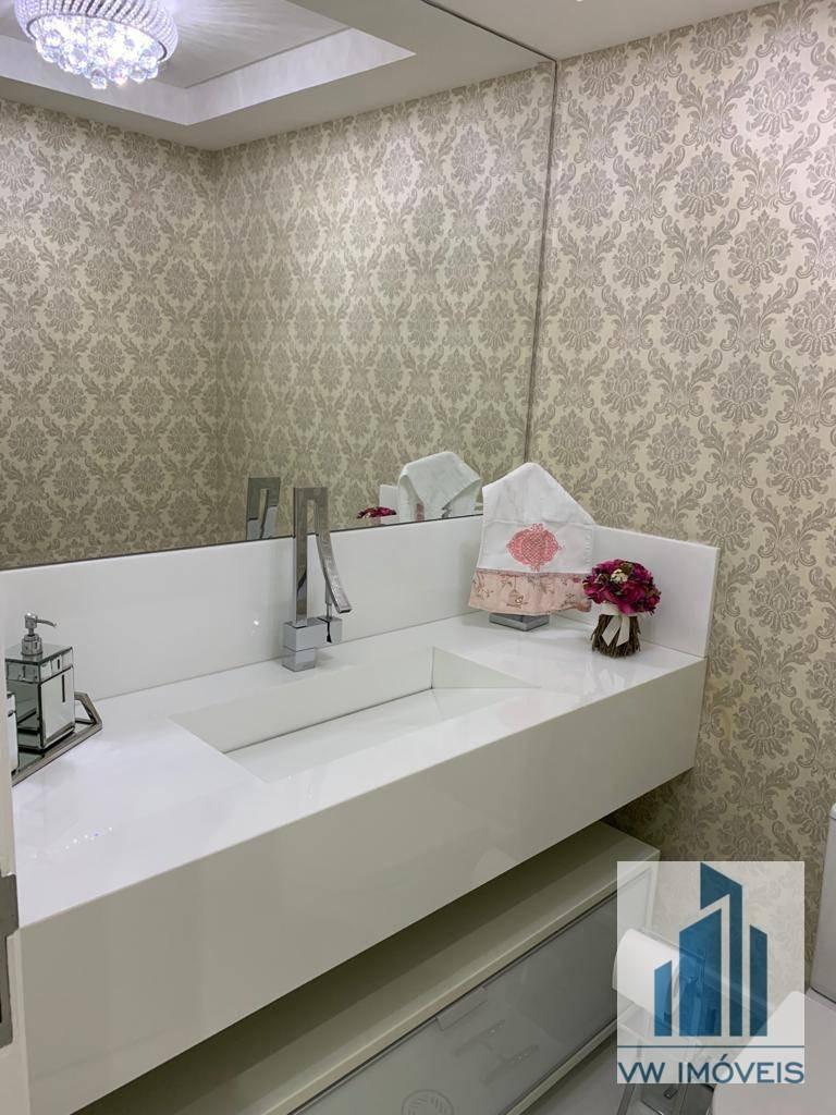 apartamento com 3 suítes à venda, 150 m² por r$ 1.100.000 - vila augusta - guarulhos/sp - ap0057