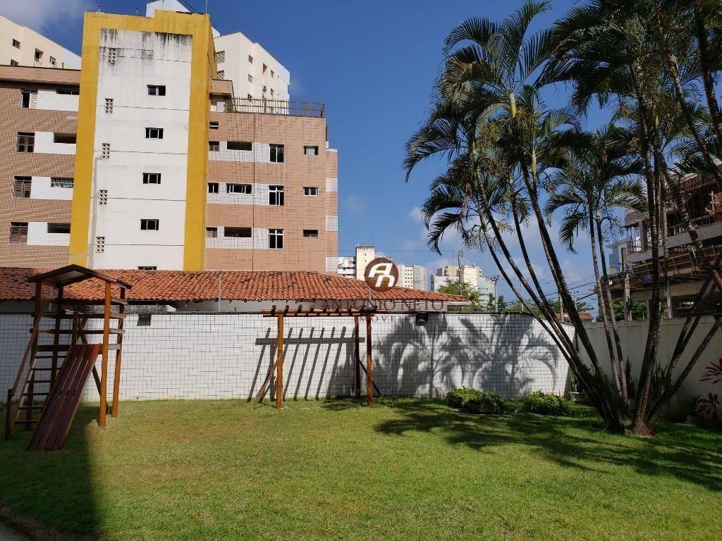apartamento com 3 suítes à venda, 154 m² por r$ 620.000 - aldeota - fortaleza/ce, em frente ao colégio ari de sá aldeota - ap0428