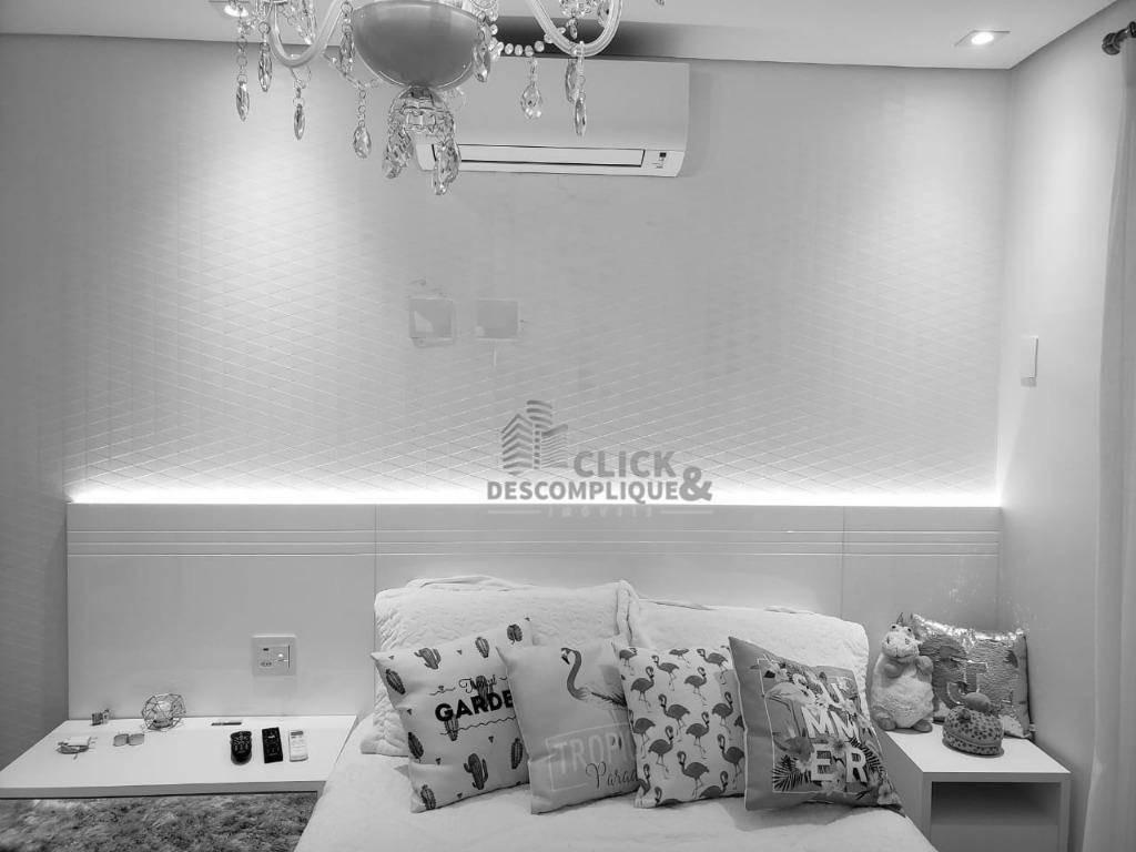 apartamento com 3 suítes à venda, 199 m² por r$ 1.500.000 - ponta da praia - santos/sp - ap0295