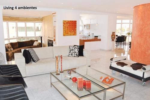 apartamento com 360 m² de área útil, 4 suítes, 4 vagas de garagem no edifício gropius no bairro jardim em santo andré. - ap1151