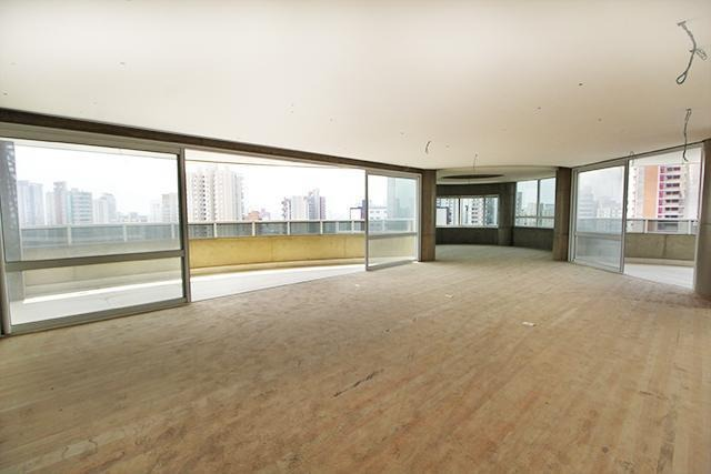 apartamento com 380 m² sendo 4 suítes, 6 vagas, lazer à venda por r$ 3.300.000 - vila alpina - santo andré/sp - ap2278
