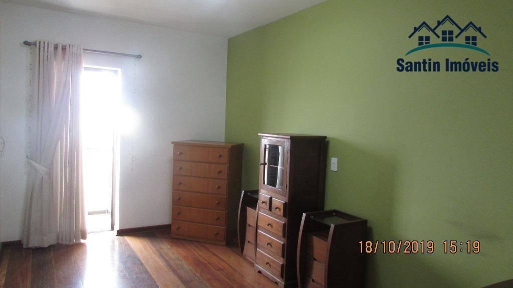 apartamento com 4 dormitórios (01 suíte)cozinha completa,03 vagas de garagem à venda, 147 m² por r$ 560.000 - vila assunção - santo andré/sp - ap1260