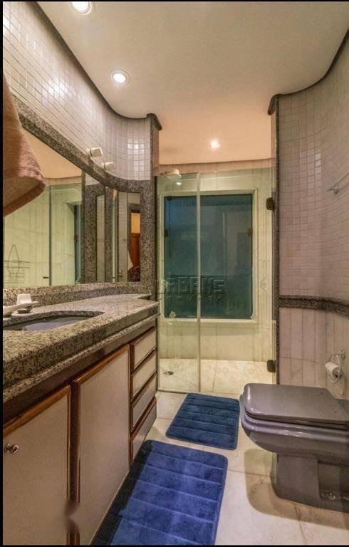 apartamento com 4 dormitórios 300 m² - jardim são caetano - são caetano do sul/sp - ap1228