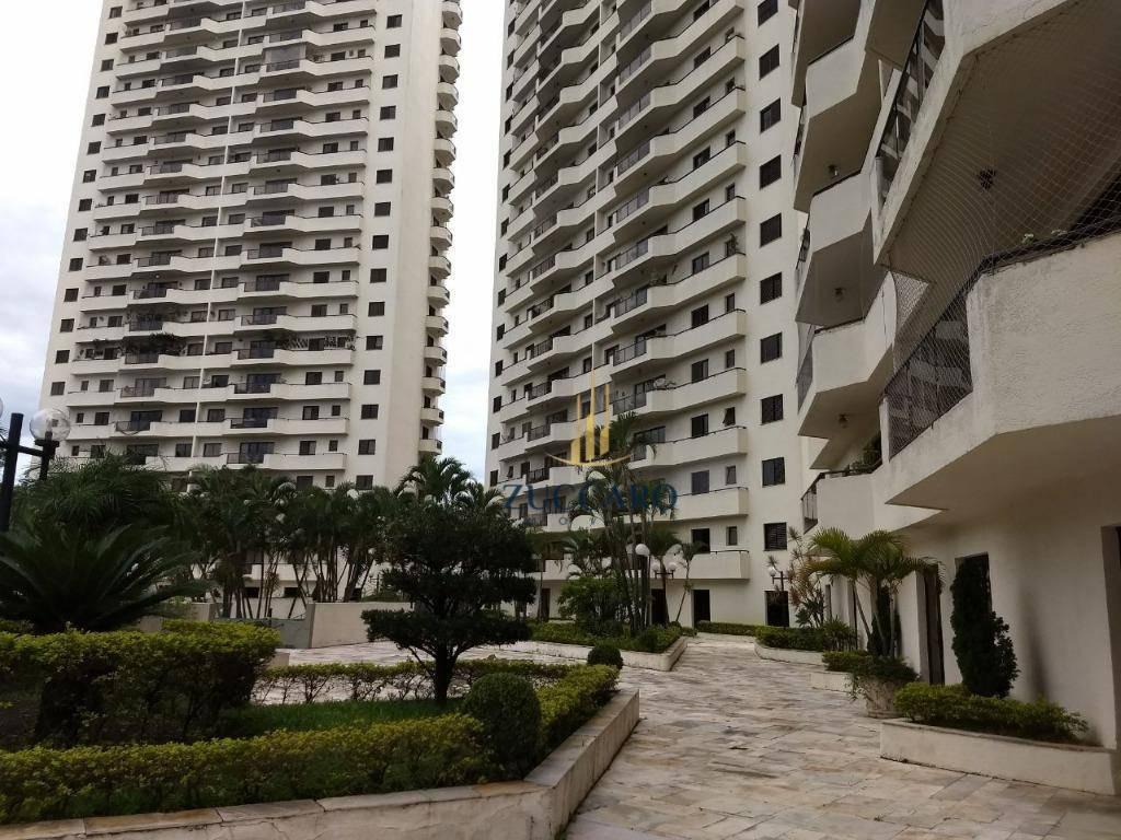 apartamento com 4 dormitórios para alugar, 180 m² por r$ 3.000,00/mês - jardim maia - guarulhos/sp - ap14018