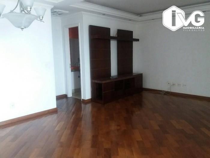 apartamento com 4 dormitórios para alugar, 181 m² por r$ 3.500,00/mês - vila augusta - guarulhos/sp - ap2022
