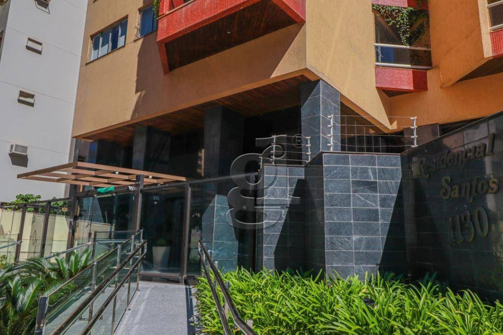 apartamento com 4 dormitórios para alugar, 290 m² por r$ 3.500,00/mês - edifício residencial santos - londrina/pr - ap0292