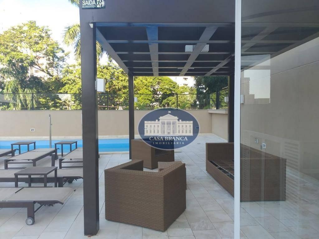 apartamento com 4 dormitórios para alugar, 330 m² por r$ 7.000/mês - centro - araçatuba/sp - ap0790