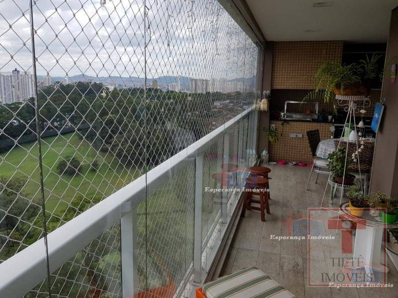 apartamento com 4 dormitórios para alugar, 380 m² por r$ 6.000/mês - vila yara - osasco/sp - ap0060