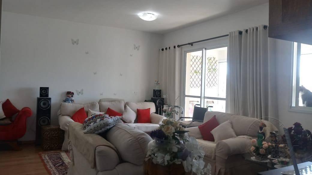 apartamento com 4 dormitórios à venda, 105 m² por r$ 600.000,00 - jardim tupanci - barueri/sp - ap0343