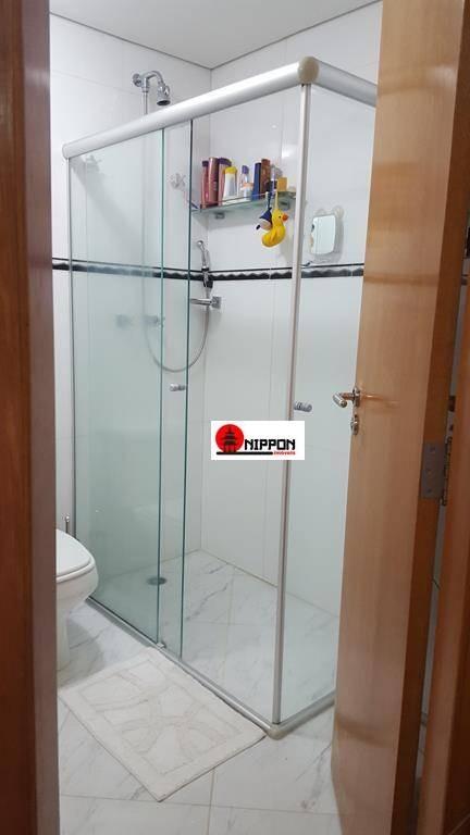 apartamento com 4 dormitórios à venda, 105 m² por r$ 850.000 - água fria - são paulo/sp - ap1116