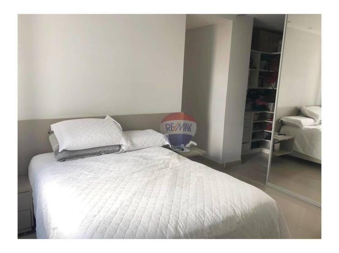 apartamento com 4 dormitórios à venda, 113 m² por r$ 850.000,00 - rosarinho - recife/pe - ap1050