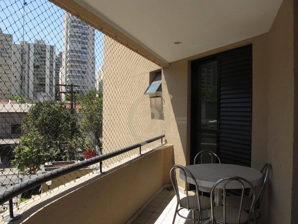 apartamento com 4 dormitórios à venda, 120 m² por r$ 1.349.000,00 - pinheiros - são paulo/sp - ap17611