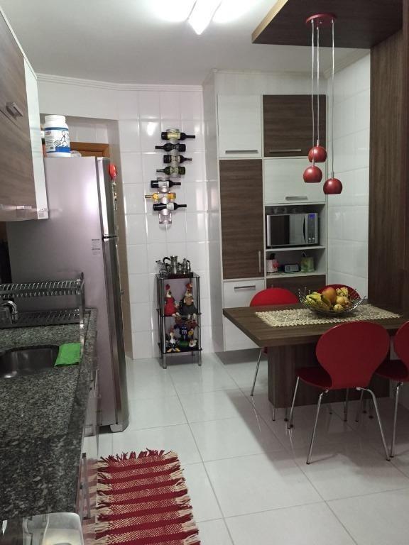 apartamento com 4 dormitórios à venda, 121 m² por r$ 636.000 - jardim esplanada - são josé dos campos/sp - ap2308