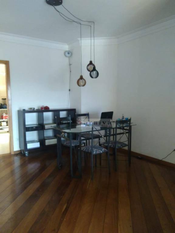 apartamento com 4 dormitórios à venda, 123 m² por r$ 750.000 - cidade jardim nova petrópolis - são bernardo do campo/sp - ap1425