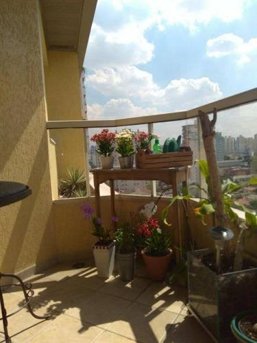 apartamento com 4 dormitórios à venda, 123 m² por r$ 750.000 - nova petrópolis - são bernardo do campo/sp - ap0589