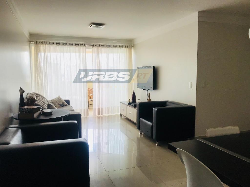 apartamento com 4 dormitórios à venda, 127 m² por r$ 580.000,00 - setor bueno - goiânia/go - ap1765