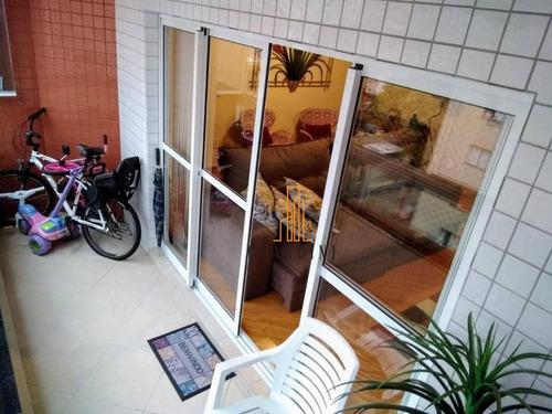 apartamento com 4 dormitórios à venda, 133 m² por r$ 745.000 - rudge ramos - são bernardo do campo/sp - ap1393
