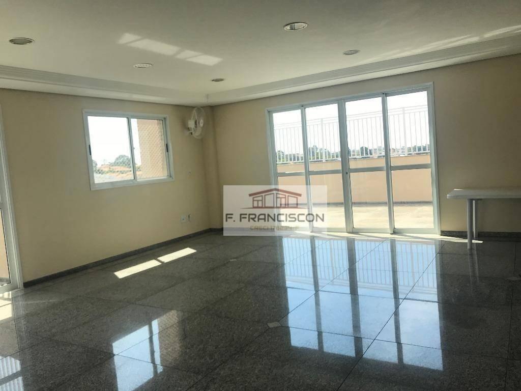 apartamento com 4 dormitórios à venda, 136 m² por r$ 820.000 - mansões santo antônio - campinas/sp - ap0033