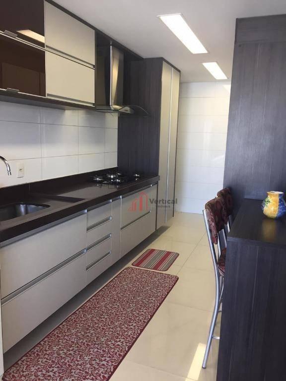 apartamento com 4 dormitórios à venda, 137 m² por r$ 1.400.000,00 - vila regente feijó - são paulo/sp - ap5952