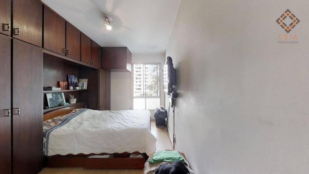 apartamento com 4 dormitórios à venda, 138 m² por r$ 1.385.000 - perdizes - são paulo/sp - ap46737