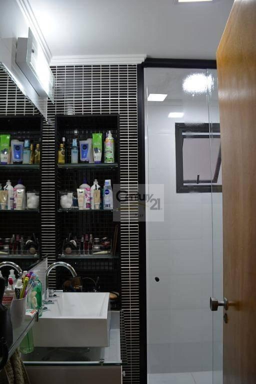 apartamento com 4 dormitórios à venda, 145 m² por r$ 1.490.000 - perdizes - são paulo/sp - ap1235