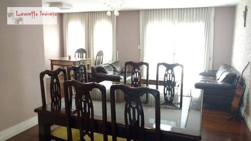apartamento com 4 dormitórios à venda, 149 m² por r$ 650.000 - vila bastos - santo andré/sp - ap0421