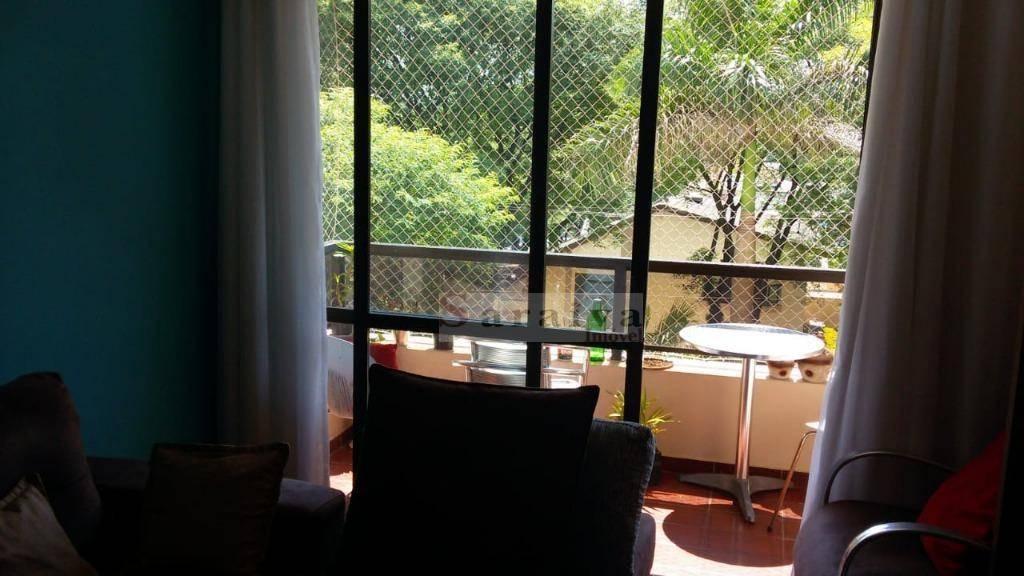 apartamento com 4 dormitórios à venda, 155 m² por r$ 605.000,00 - jardim chácara inglesa - são bernardo do campo/sp - ap1119