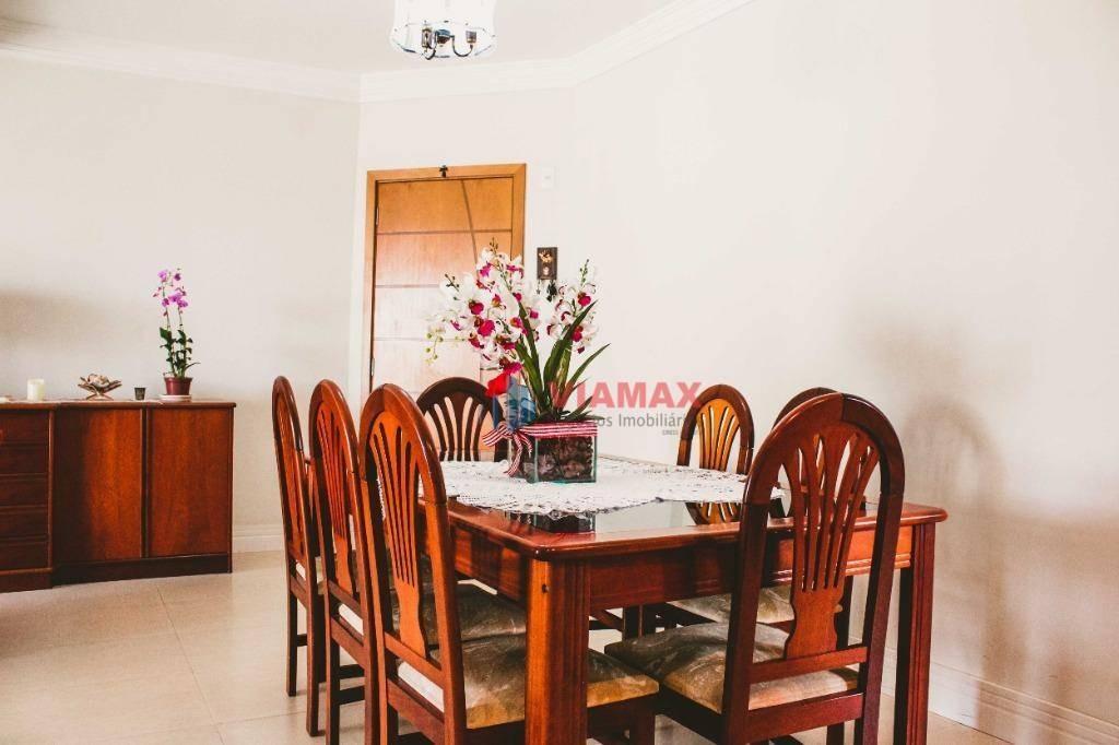 apartamento com 4 dormitórios à venda, 157 m² por r$ 1.040.000 - jardim esplanada - são josé dos campos/sp - ap2719