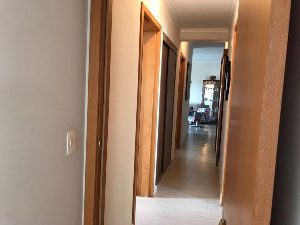 apartamento com 4 dormitórios à venda, 157 m² por r$ 1.150.000 - jardim esplanada ii - são josé dos campos/sp - ap5465