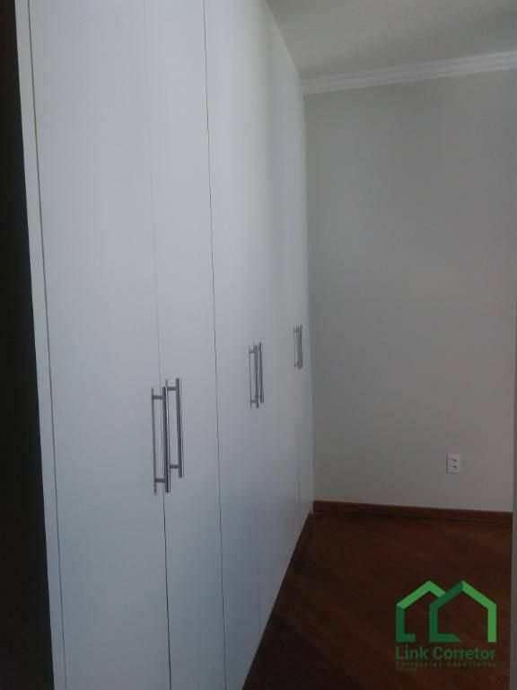 apartamento com 4 dormitórios à venda, 157 m² por r$ 850.000 - mansões santo antônio - campinas/sp - ap1370