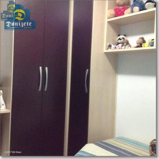 apartamento com 4 dormitórios à venda, 158 m² por r$ 650.000,10 - vila caminho do mar - são bernardo do campo/sp - ap7116