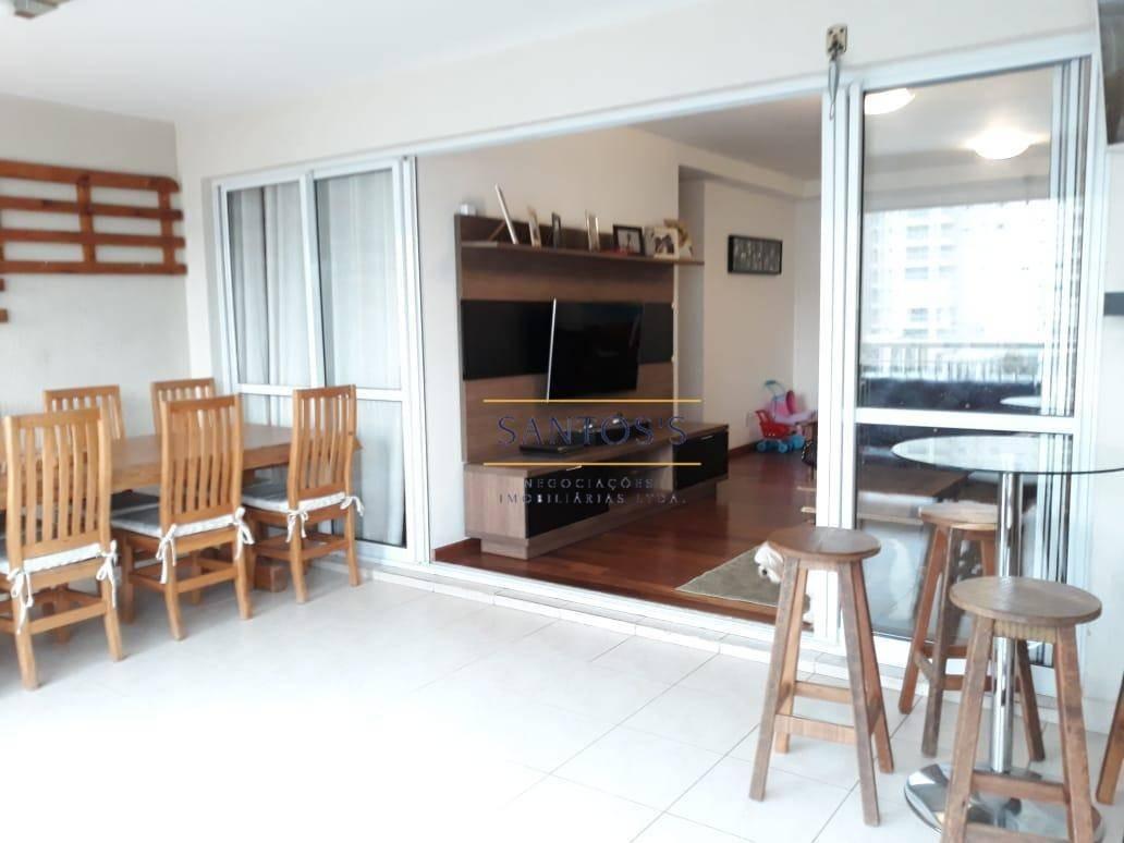 apartamento com 4 dormitórios à venda, 160 m² por r$ 1.060.000,00 - santo amaro - são paulo/sp - ap1565