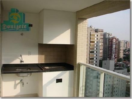 apartamento com 4 dormitórios à venda, 160 m² por r$ 1.300.000,00 - jardim - santo andré/sp - ap2341