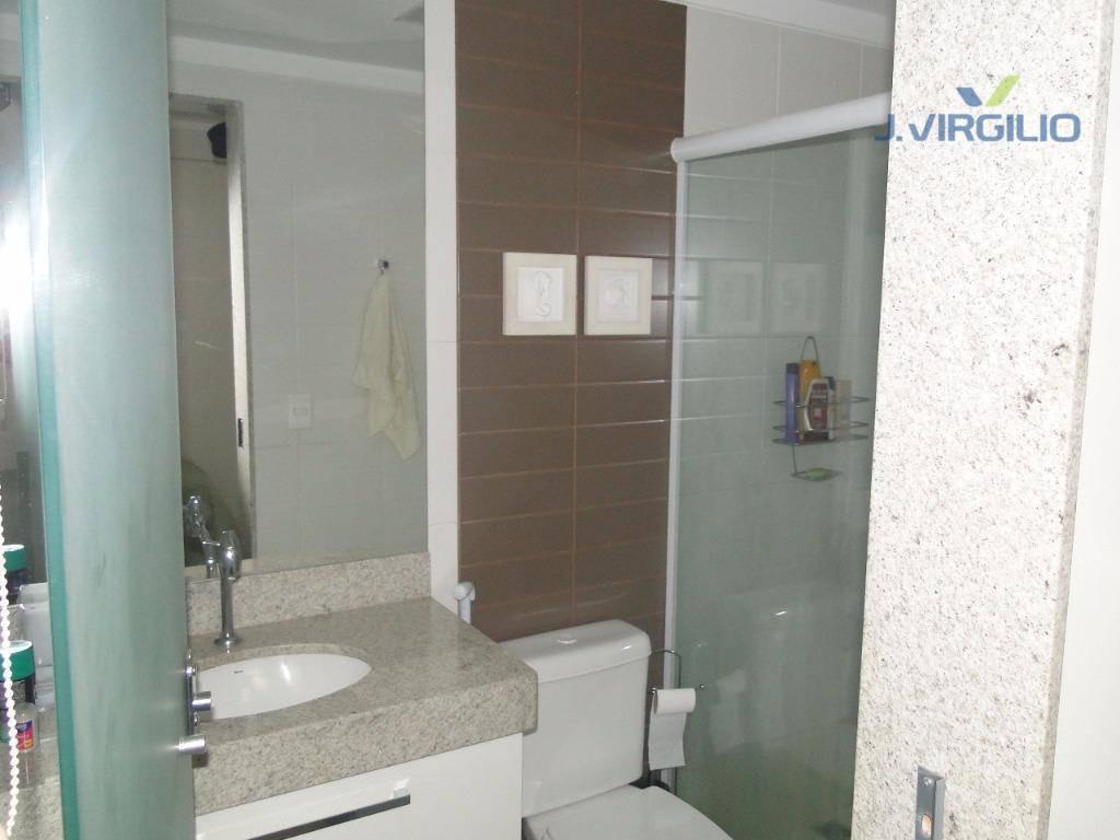 apartamento com 4 dormitórios à venda, 163 m² por r$ 950.000,00 - setor bueno - goiânia/go - ap0192
