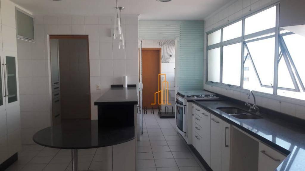 apartamento com 4 dormitórios à venda, 164 m² por r$ 878.000,00 - anchieta - são bernardo do campo/sp - ap0848