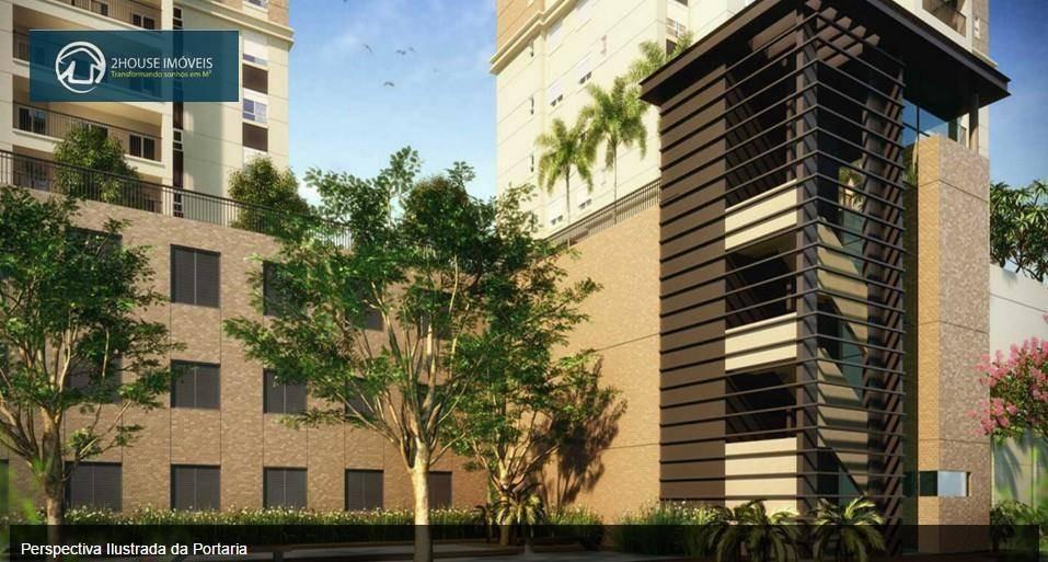 apartamento com 4 dormitórios à venda, 166 m² por r$ 1.350.000,00 - centro - jundiaí/sp - ap22877