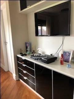 apartamento com 4 dormitórios à venda, 169 m² por r$ 1.190.000 - jardim - santo andré/sp - ap10912