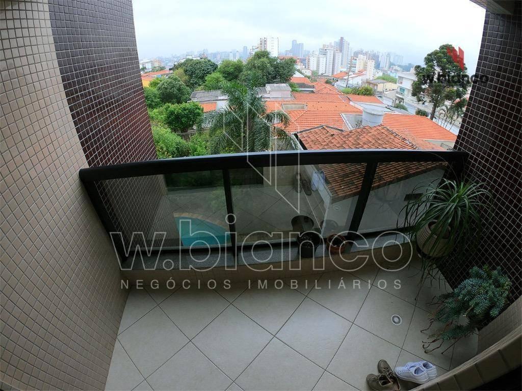 apartamento com 4 dormitórios à venda, 170 m² por r$ 1.380.000 - vila dayse - são bernardo do campo/sp - ap1535