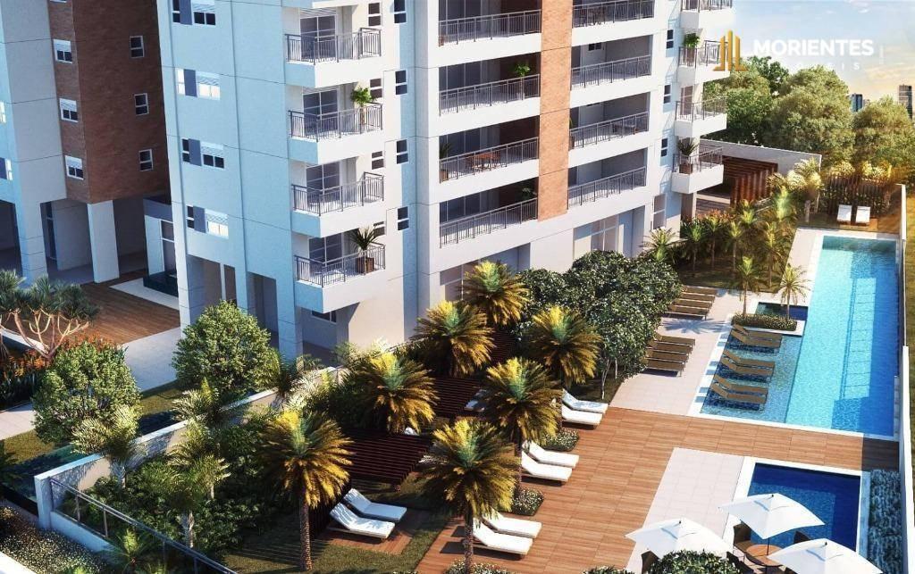apartamento com 4 dormitórios à venda, 170 m² - reserva alta vista - anhangabaú - jundiaí/sp - ap0281
