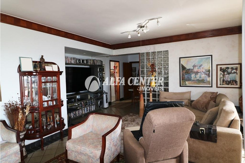 apartamento com 4 dormitórios à venda, 173 m² por r$ 695.000,00 - setor oeste - goiânia/go - ap1348