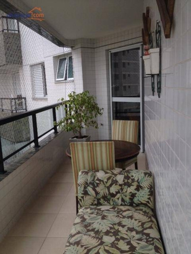 apartamento com 4 dormitórios à venda, 180 m² por r$ 1.370.000 - jardim são dimas - são josé dos campos/sp - ap5493