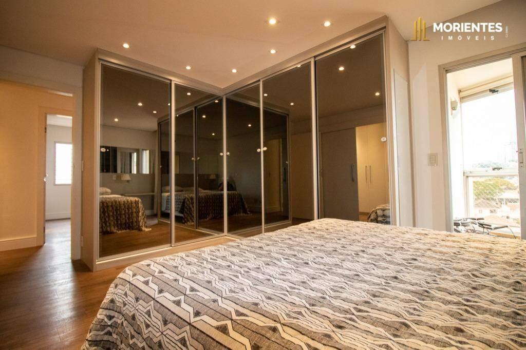 apartamento com 4 dormitórios à venda, 180 m² por r$ 950.000 - centro - jundiaí/sp - ap0201