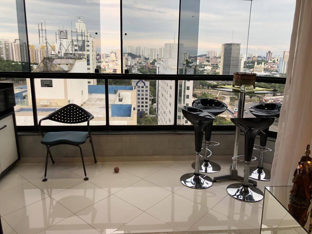 apartamento com 4 dormitórios à venda, 182 m² por r$ 850.000,00 - baeta neves - são bernardo do campo/sp - ap0030