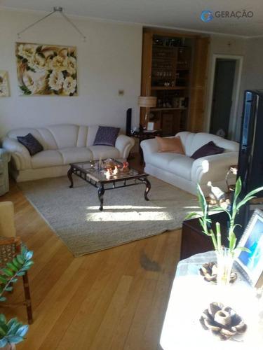 apartamento com 4 dormitórios à venda, 185 m² por r$ 800.000 - vila ema - são josé dos campos/sp - ap11607